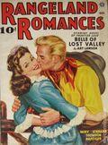 Rangeland Romances (1935-1955 Popular) Pulp Vol. 26 #1