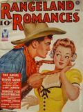 Rangeland Romances (1935-1955 Popular) Pulp Vol. 26 #2