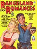 Rangeland Romances (1935-1955 Popular) Pulp Vol. 26 #4