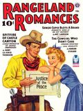 Rangeland Romances (1935-1955 Popular) Pulp Vol. 27 #1