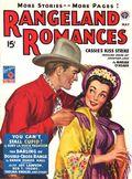 Rangeland Romances (1935-1955 Popular) Pulp Vol. 27 #4