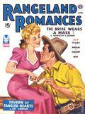 Rangeland Romances (1935-1955 Popular) Pulp Vol. 28 #1
