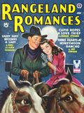Rangeland Romances (1935-1955 Popular) Pulp Vol. 28 #2