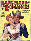 Rangeland Romances (1935-1955 Popular) Pulp Vol. 28 #4