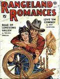 Rangeland Romances (1935-1955 Popular) Pulp Vol. 29 #1
