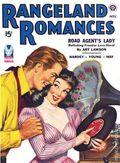 Rangeland Romances (1935-1955 Popular) Pulp Vol. 29 #2