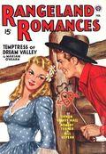 Rangeland Romances (1935-1955 Popular) Pulp Vol. 30 #1
