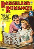 Rangeland Romances (1935-1955 Popular) Pulp Vol. 30 #3