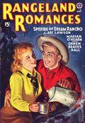 Rangeland Romances (1935-1955 Popular) Pulp Vol. 30 #4