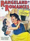 Rangeland Romances (1935-1955 Popular) Pulp Vol. 31 #1