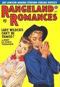 Rangeland Romances (1935-1955 Popular) Pulp Vol. 31 #2