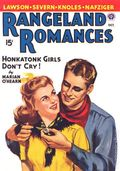 Rangeland Romances (1935-1955 Popular) Pulp Vol. 32 #1