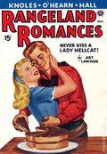 Rangeland Romances (1935-1955 Popular) Pulp Vol. 32 #2