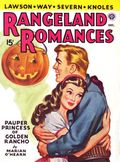 Rangeland Romances (1935-1955 Popular) Pulp Vol. 32 #3