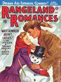 Rangeland Romances (1935-1955 Popular) Pulp Vol. 32 #4