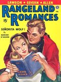 Rangeland Romances (1935-1955 Popular) Pulp Vol. 33 #1
