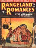 Rangeland Romances (1935-1955 Popular) Pulp Vol. 34 #2