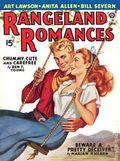 Rangeland Romances (1935-1955 Popular) Pulp Vol. 35 #1