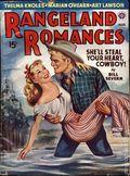 Rangeland Romances (1935-1955 Popular) Pulp Vol. 35 #3