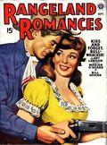 Rangeland Romances (1935-1955 Popular) Pulp Vol. 35 #4