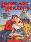 Rangeland Romances (1935-1955 Popular) Pulp Vol. 36 #1