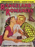 Rangeland Romances (1935-1955 Popular) Pulp Vol. 36 #3