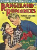 Rangeland Romances (1935-1955 Popular) Pulp Vol. 36 #4