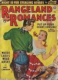 Rangeland Romances (1935-1955 Popular) Pulp Vol. 37 #1