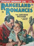Rangeland Romances (1935-1955 Popular) Pulp Vol. 37 #2