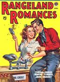 Rangeland Romances (1935-1955 Popular) Pulp Vol. 37 #3