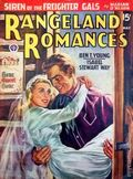 Rangeland Romances (1935-1955 Popular) Pulp Vol. 37 #4