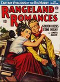 Rangeland Romances (1935-1955 Popular) Pulp Vol. 38 #1
