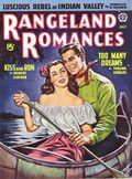 Rangeland Romances (1935-1955 Popular) Pulp Vol. 38 #2
