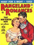 Rangeland Romances (1935-1955 Popular) Pulp Vol. 38 #3
