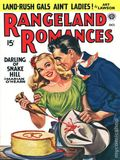 Rangeland Romances (1935-1955 Popular) Pulp Vol. 39 #1