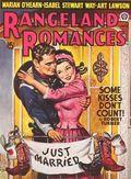 Rangeland Romances (1935-1955 Popular) Pulp Vol. 39 #2