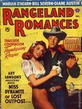 Rangeland Romances (1935-1955 Popular) Pulp Vol. 39 #3