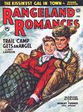 Rangeland Romances (1935-1955 Popular) Pulp Vol. 40 #1