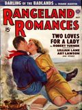 Rangeland Romances (1935-1955 Popular) Pulp Vol. 40 #4