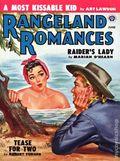 Rangeland Romances (1935-1955 Popular) Pulp Vol. 41 #1