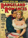Rangeland Romances (1935-1955 Popular) Pulp Vol. 42 #2