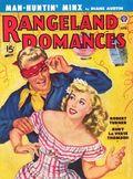 Rangeland Romances (1935-1955 Popular) Pulp Vol. 43 #3