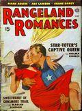Rangeland Romances (1935-1955 Popular) Pulp Vol. 43 #4