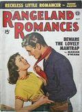 Rangeland Romances (1935-1955 Popular) Pulp Vol. 44 #2