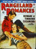 Rangeland Romances (1935-1955 Popular) Pulp Vol. 45 #4