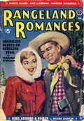 Rangeland Romances (1935-1955 Popular) Pulp Vol. 46 #1
