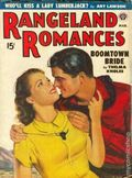 Rangeland Romances (1935-1955 Popular) Pulp Vol. 46 #2