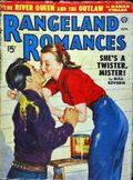 Rangeland Romances (1935-1955 Popular) Pulp Vol. 46 #3
