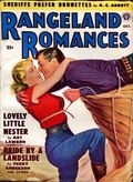 Rangeland Romances (1935-1955 Popular) Pulp Vol. 48 #1