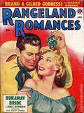 Rangeland Romances (1935-1955 Popular) Pulp Vol. 48 #4